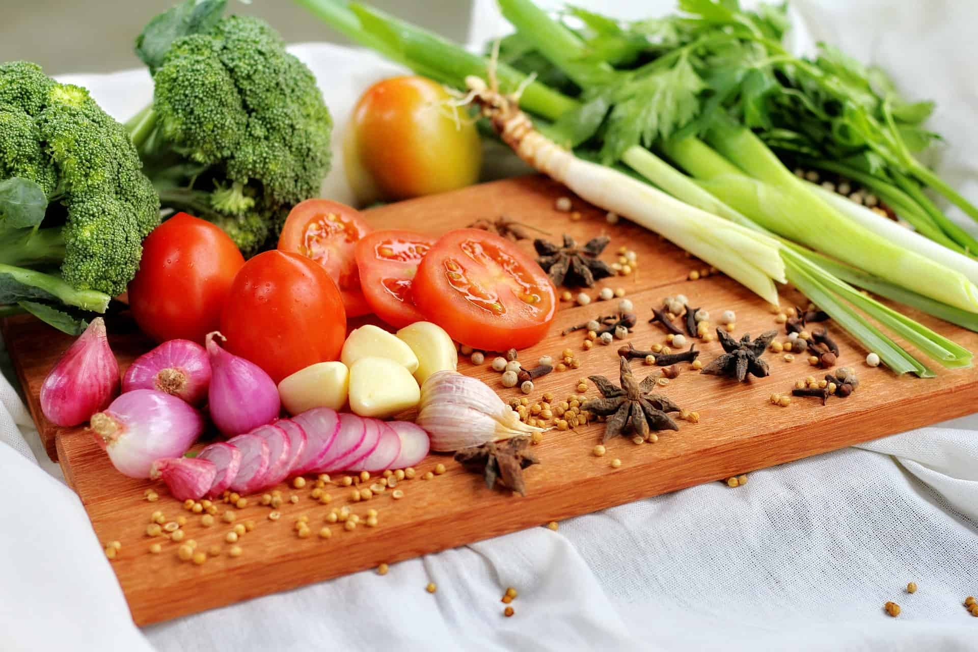 some easy vegetable recipes