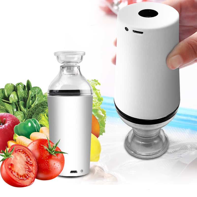 Handheld Vacuum Sealers: Can Preserve The Food Effectively
