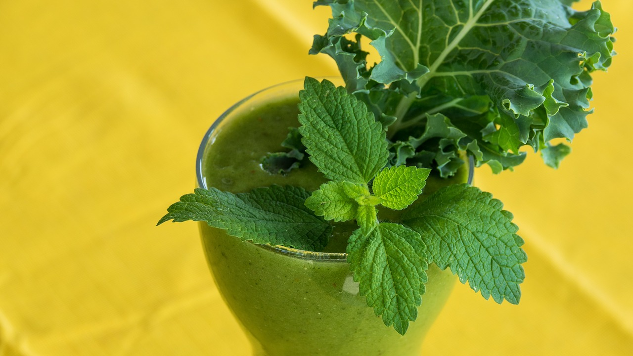 fruit and vegetables smoothie diet